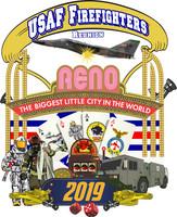 USAF Firefighters Reunion 2019