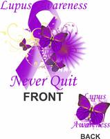 Lupus Awareness  Shirt
