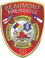 Beaumont Fire Rescue Shirt