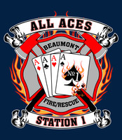 Beaumont Fire Rescue Station 1 Shirt