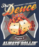 Beaumont Fire Rescue Station 2 Shirt