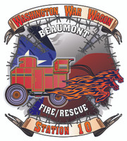 Beaumont Fire Rescue Station 10 Shirt