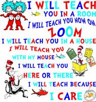 Dr.Seuss Teacher Shirt