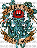 Pasco County Fire Rescue Station 38 Shirt