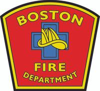 Boston Fire Department Shirt (Unofficial)