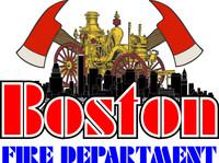 Boston Fire Department Shirt (Unofficial) v 2