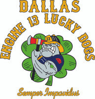 Dallas Fire Rescue Station 13 Shirt (Unofficial)