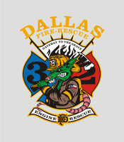 Dallas Fire Rescue Station 32 Shirt (Unofficial)