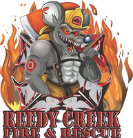Unofficial Reedy Creek Firefighters Shirt