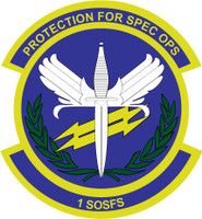 1st Special Operations Security Forces Squadron Shirt