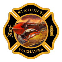 Pasco County Fire Rescue Station 25 shirt