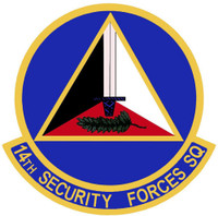 14th SECURITY FORCES Squadron Shirt