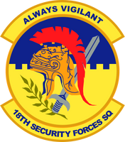 18th SECURITY FORCES Squadron Shirt