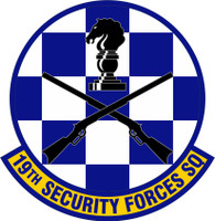 19th Security Forces Squadron Shirt