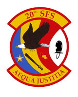 20th Security Forces Squadron Shirt