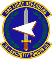 36th Security Forces Squadron Shirt