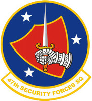 47th Security Forces Squadron Shirt