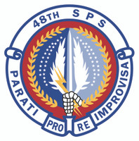 48th Security Forces Squadron Shirt