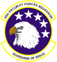 50th Security Forces Squadron Shirt