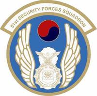 51st Security Forces Squadron Shirt