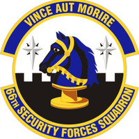 66th Security Forces Squadron Shirt