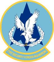 71st Security Forces Squadron Shirt