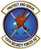 75th Security Forces Squadron Shirt