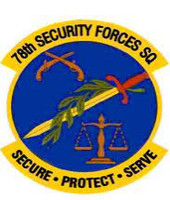 78th Security Forces Squadron Shirt