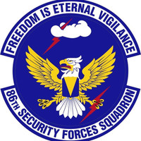86th Security Forces Squadron Shirt