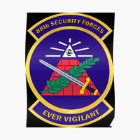 88th Security Forces Squadron Shirt