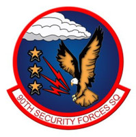 90th Security Forces Squadron Shirt