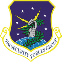 91st Security Forces Group Shirt