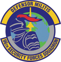 96th Security Forces Squadron Shirt