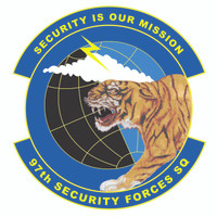 97th Security Forces Squadron Shirt