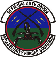 99th Security Forces Squadron Shirt