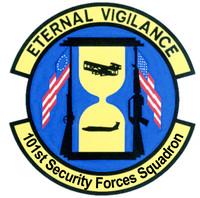 101st Security Forces Squadron Shirt