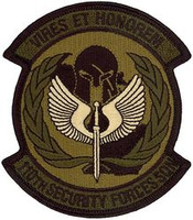110th Security Forces Squadron Shirt