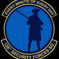 126th Security Forces Squadron Shirt
