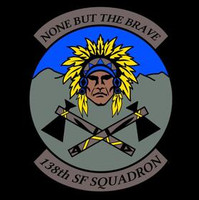 138th Security Forces Squadron Shirt