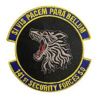 141st Security Forces Squadron Shirt