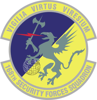 168th Security Forces Squadron Shirt