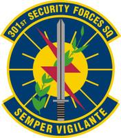 301st Security Forces Squadron Shirt