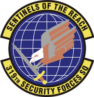 319th Security Forces Squadron Shirt