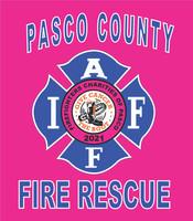 Pasco County Fire Rescue 2021 Cancer Shirt