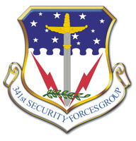 341st Security Forces Group Shirt