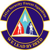 341st Security Forces Squadron Shirt