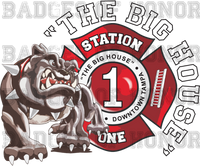 Tampa Fire Rescue Station 1 Shirt