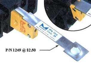 1249 Mini Stripanel insert release key