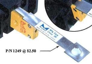 1249 Mini Stripanel insert release key