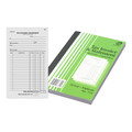 Olympic Invoice & Statement Carbonless Triplicate #725